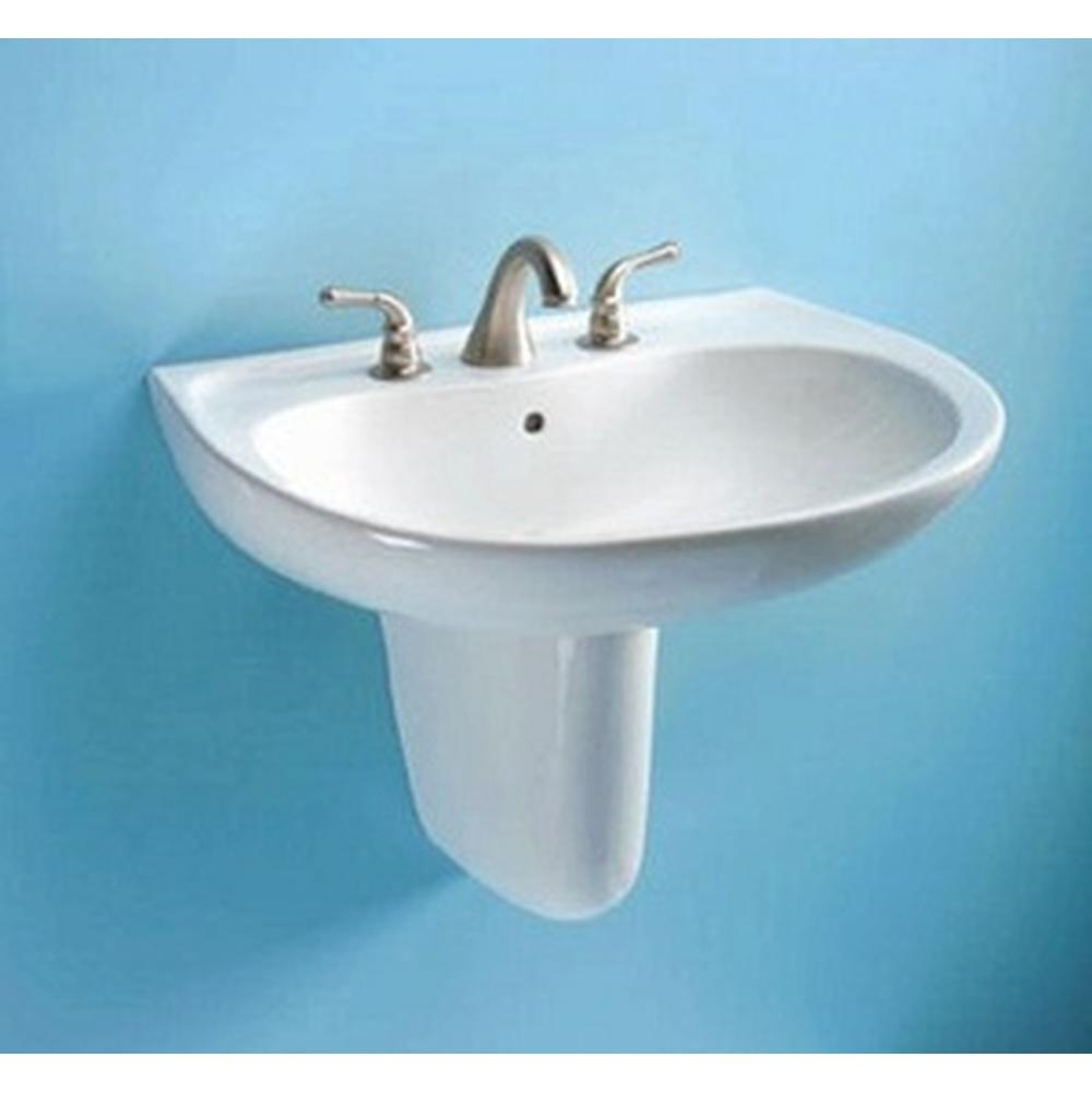 Toto Wall Mount Bathroom Sinks item LT242.4G#12