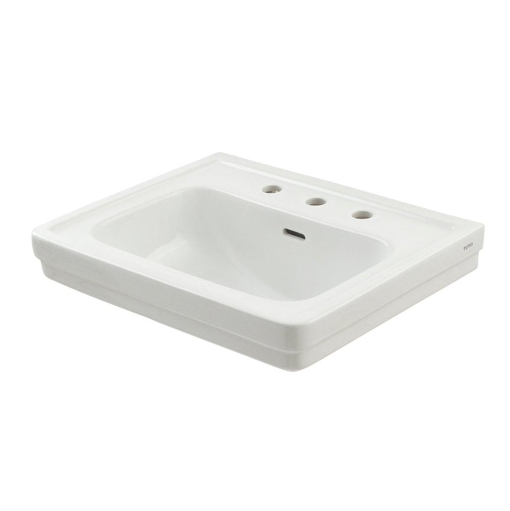 Toto Wall Mount Bathroom Sinks item LT532.8#03