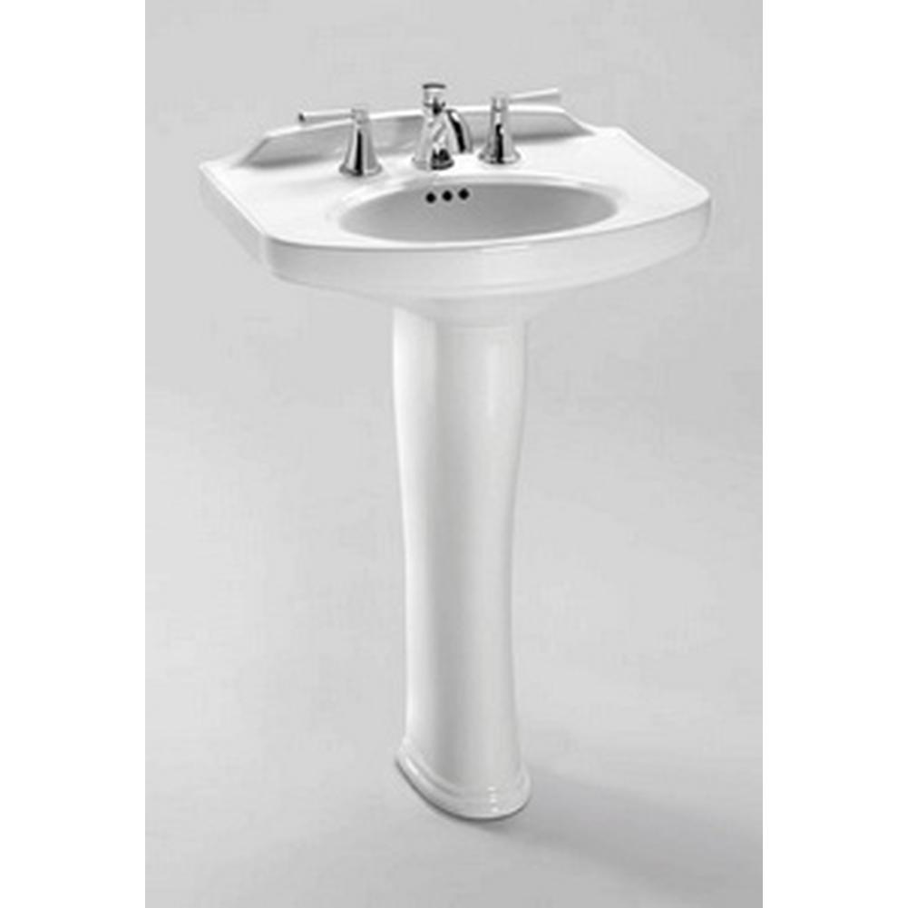 Toto Complete Pedestal Bathroom Sinks item LT642.8#01