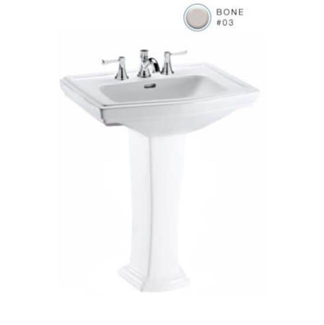 Toto Wall Mount Bathroom Sinks item LT780.8#12