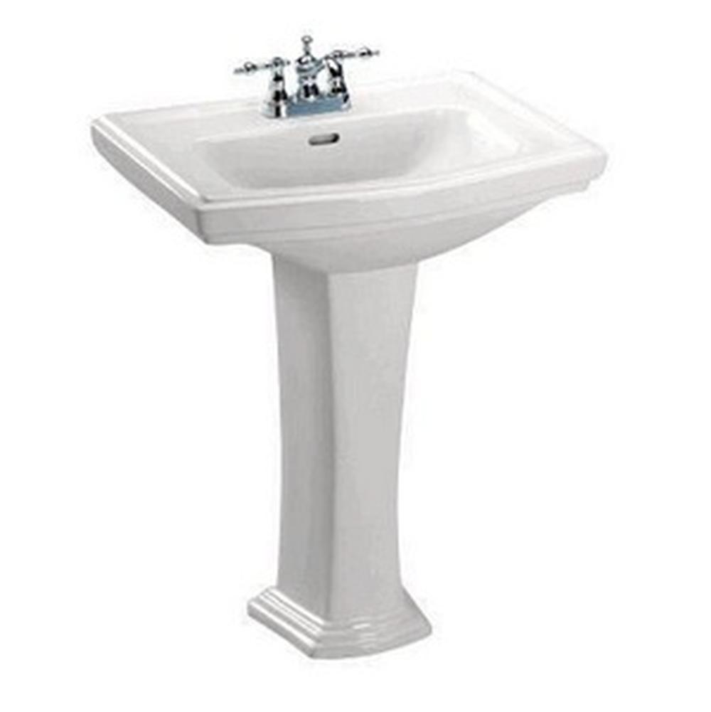 Toto Complete Pedestal Bathroom Sinks item LT780#11