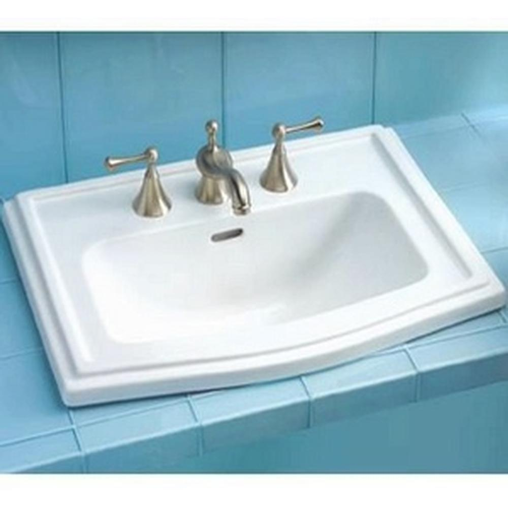 Toto Drop In Bathroom Sinks item LT781.4#11