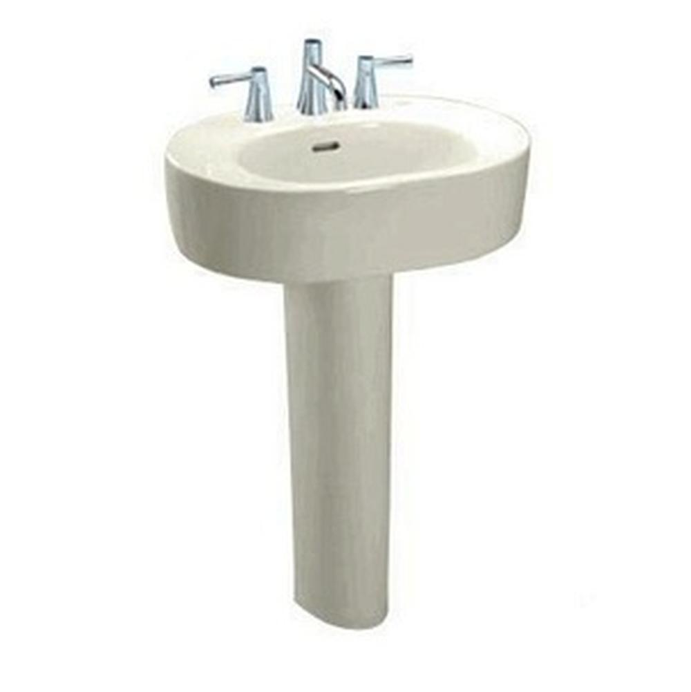 Toto Complete Pedestal Bathroom Sinks item LT790#12