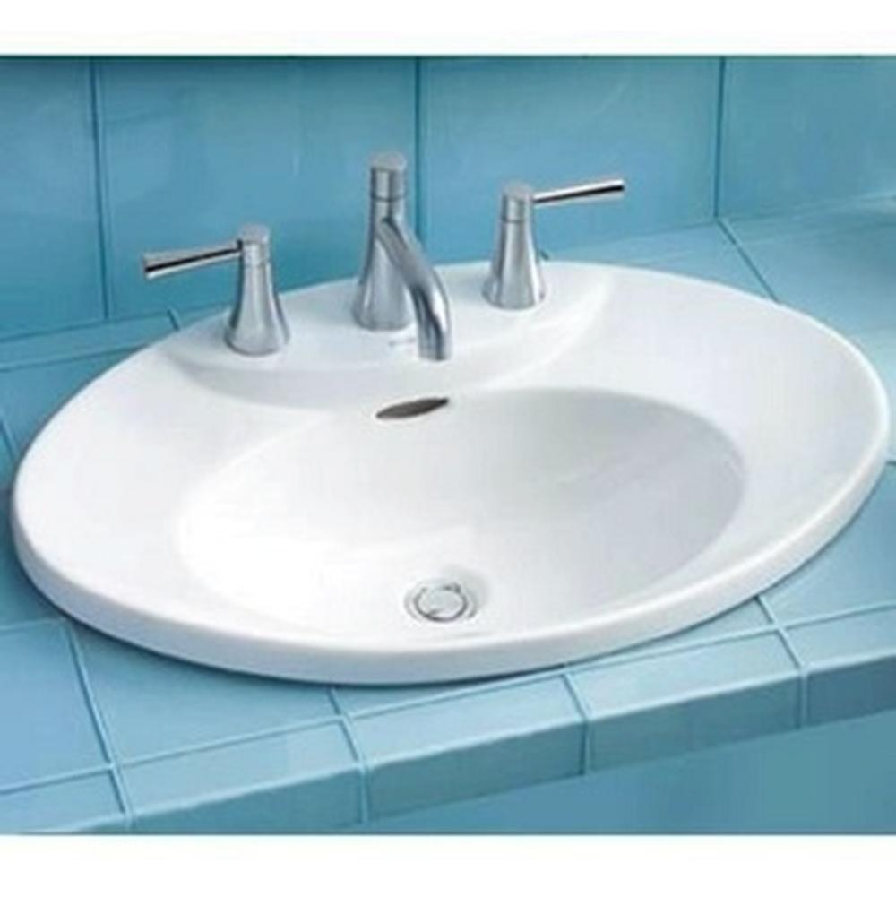 Toto Drop In Bathroom Sinks item LT909.8#01