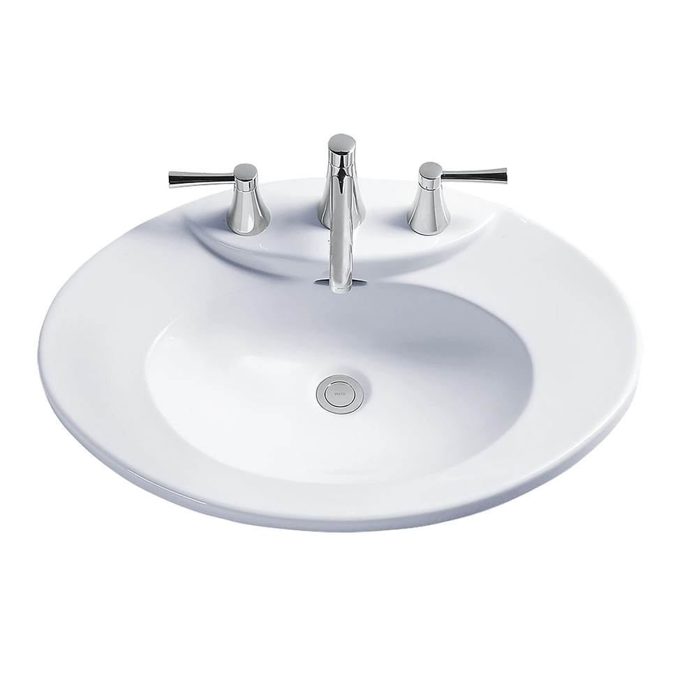Toto Drop In Bathroom Sinks item LT909#51