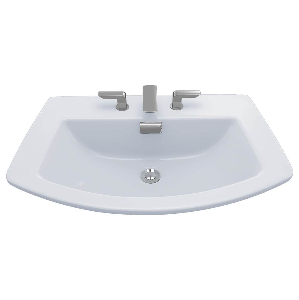 Toto Drop In Bathroom Sinks item LT963#01