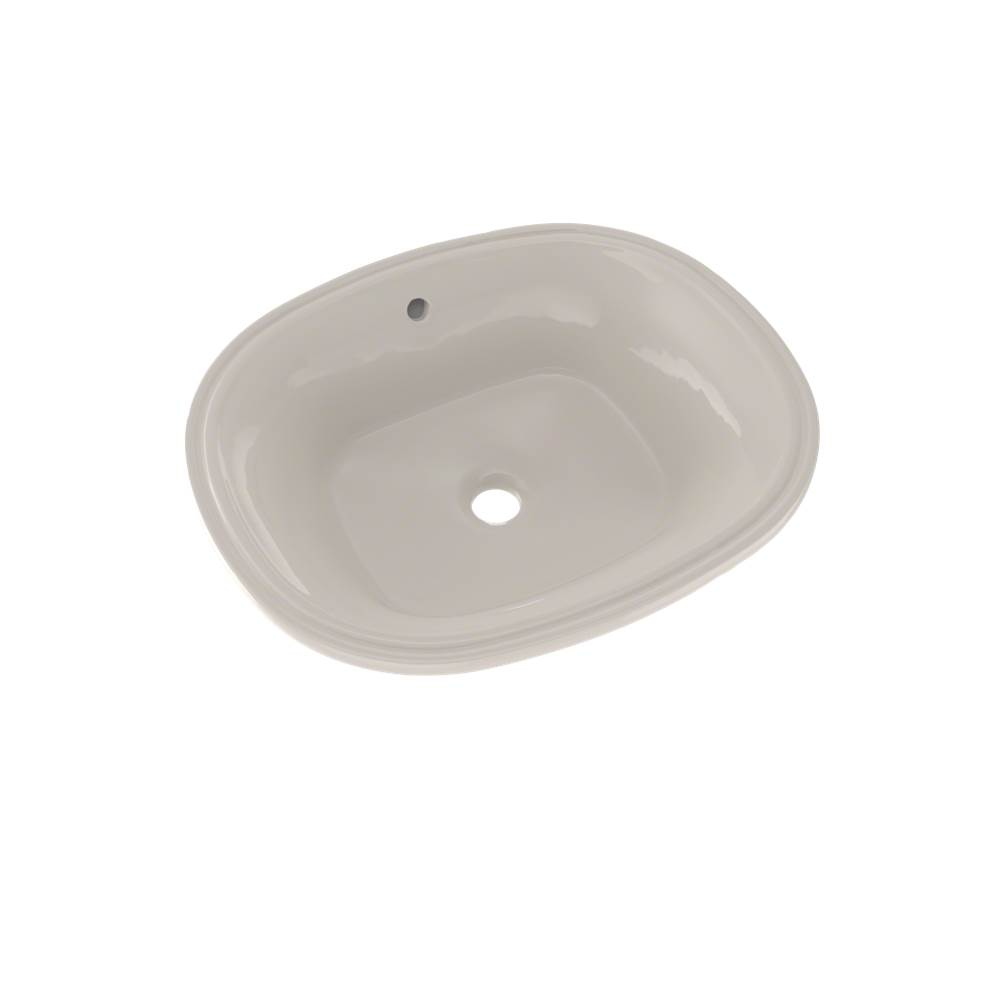 Toto Undermount Bathroom Sinks item LT483G#12