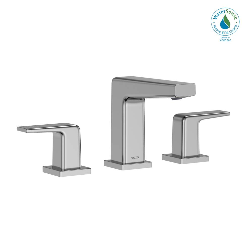 Toto TL211DD#CP Keane Widespread Bathroom Sink Faucet Polished Chrome