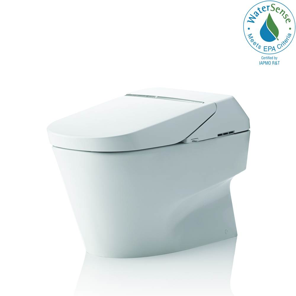 Toto One Piece Toilets With Washlet Intelligent Toilets item MS992CUMFG#01