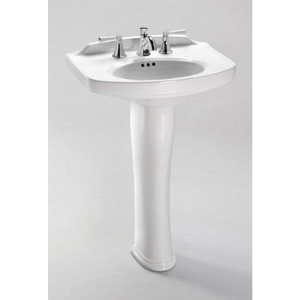 Toto Pedastal Only Pedestal Bathroom Sinks item PT642#03