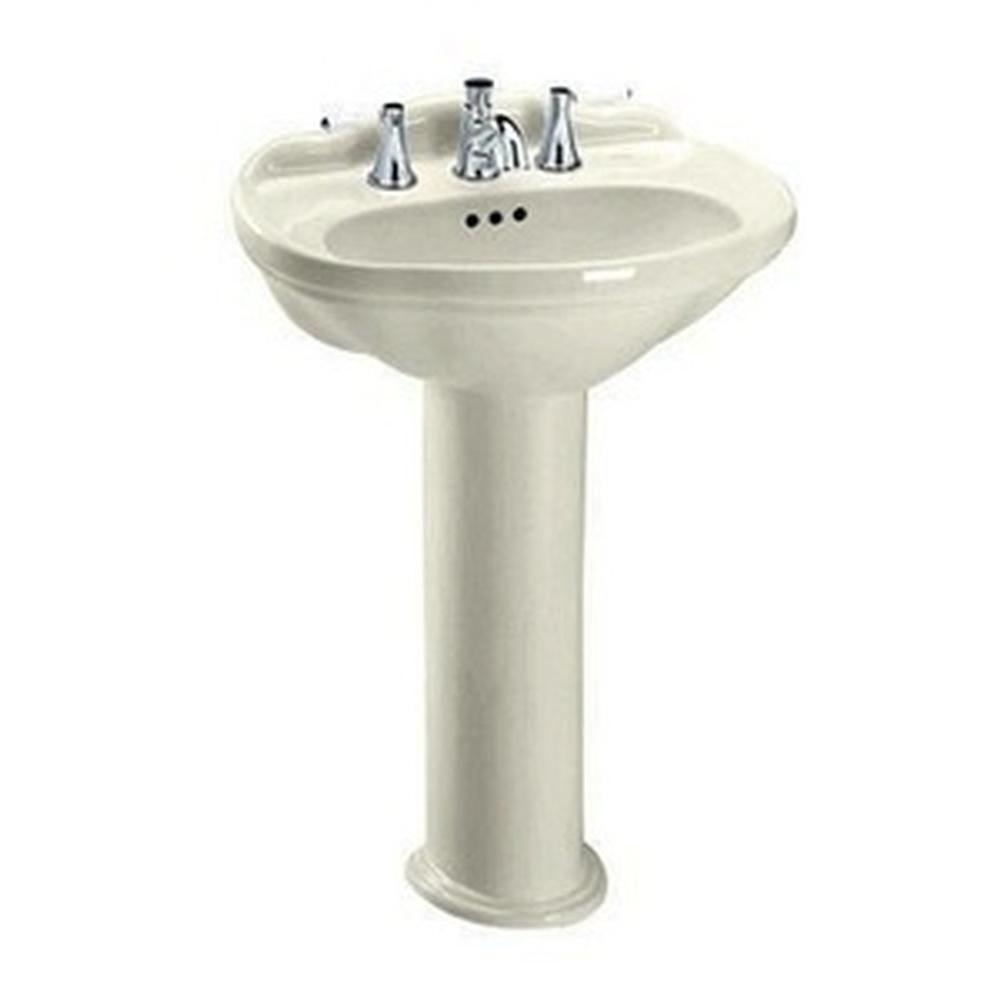 Toto Pedastal Only Pedestal Bathroom Sinks item PT754#03