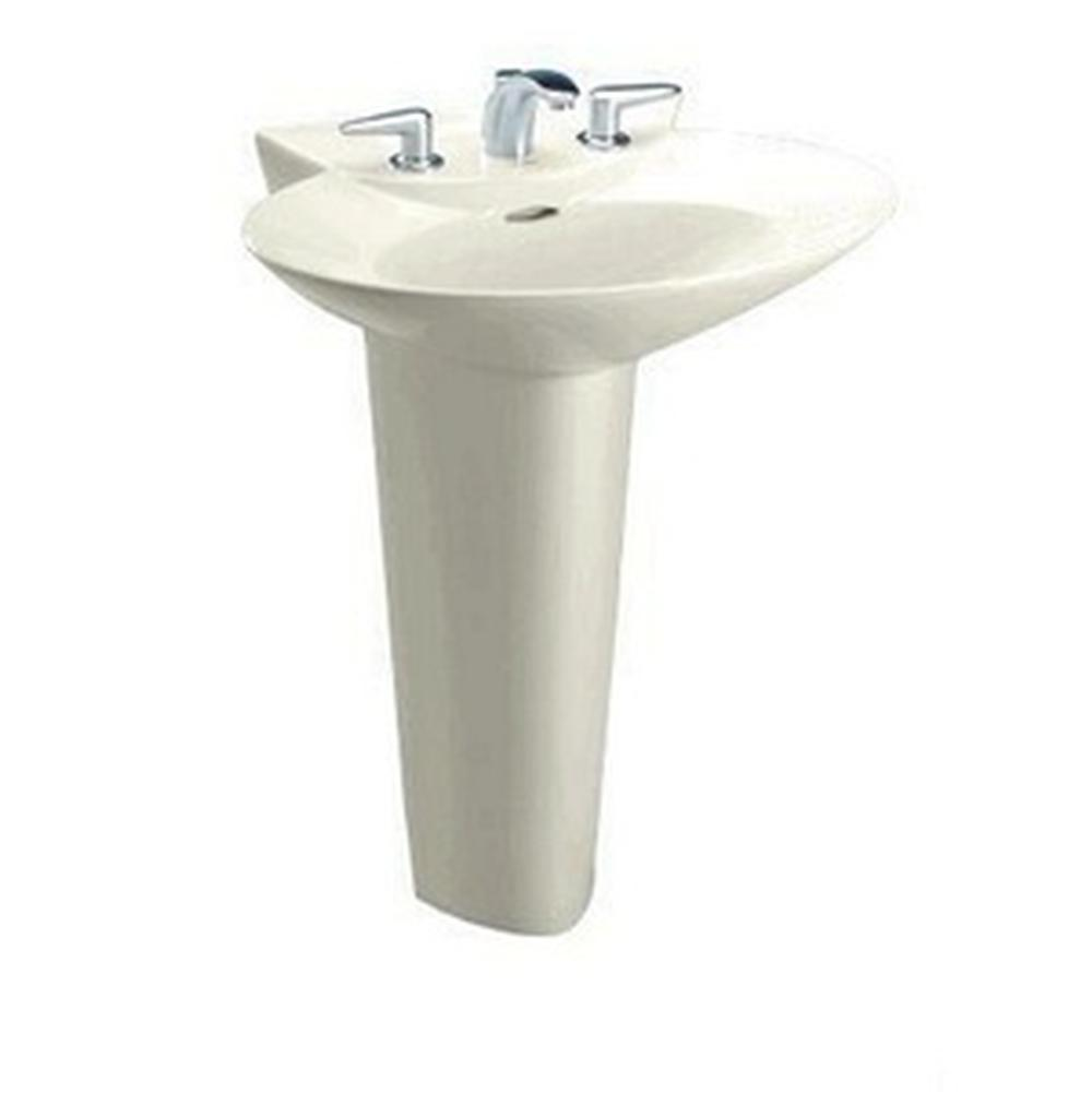 Toto Pedastal Only Pedestal Bathroom Sinks item PT908N#12