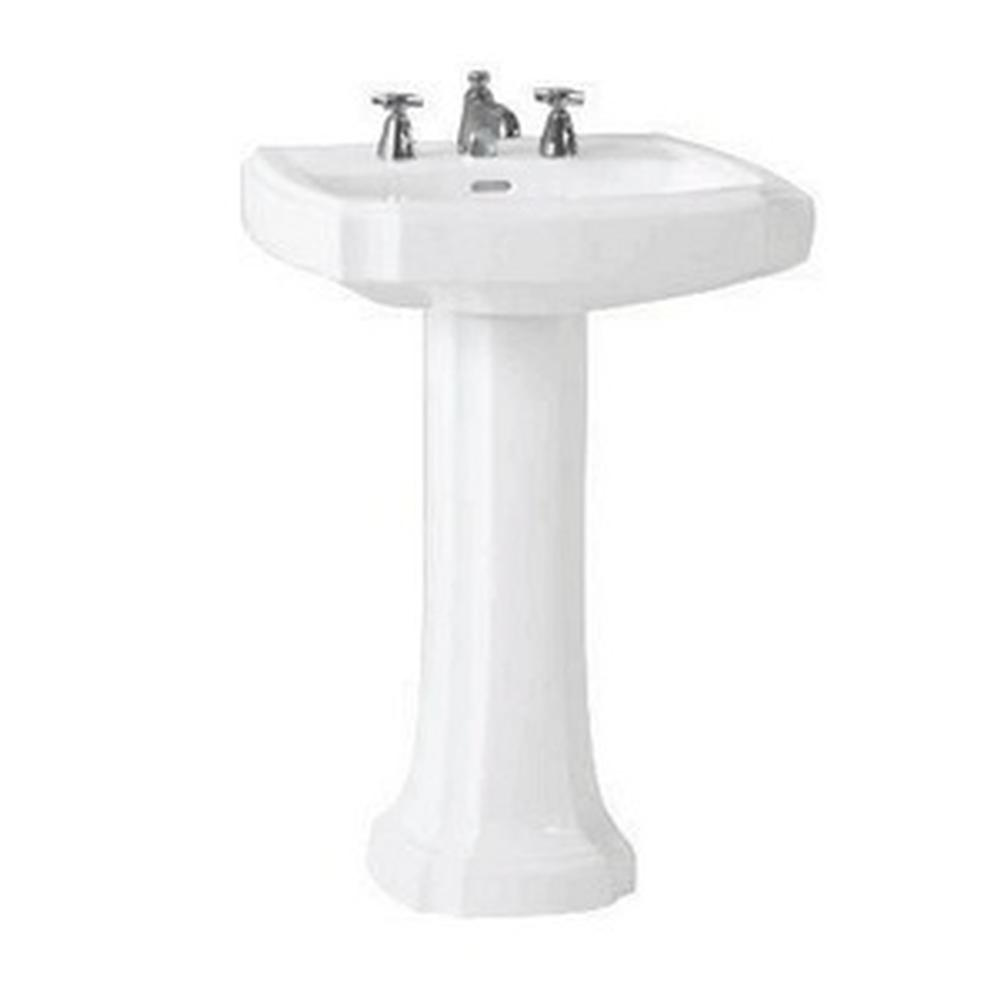 Toto Complete Pedestal Bathroom Sinks item PT970#01