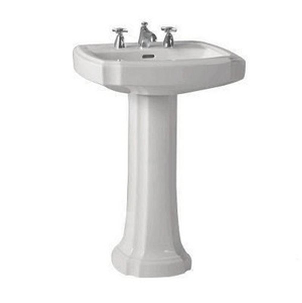 Toto Complete Pedestal Bathroom Sinks item PT970#11