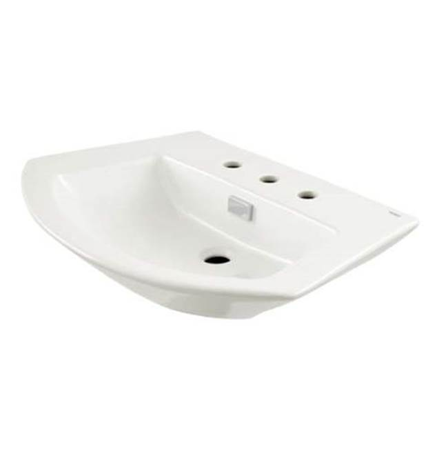 Toto Wall Mount Bathroom Sinks item LT960#01
