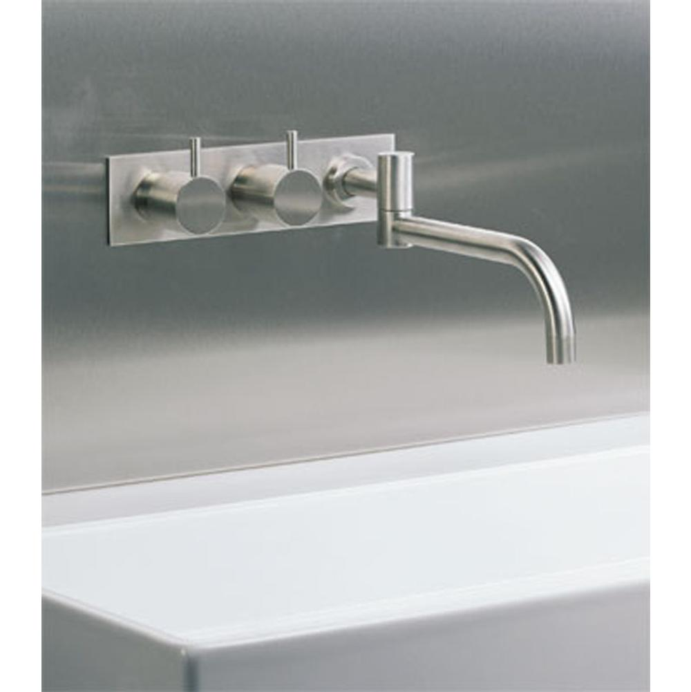 Vola Wall Mounted Bathroom Sink Faucets item 633K-16TR